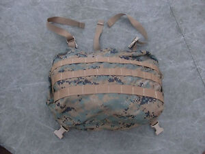 USMC-MARPAT-ILBE-Arcteryx-GEN-2-Lid-plus-internal-Radio-Pouch-for-Backpack