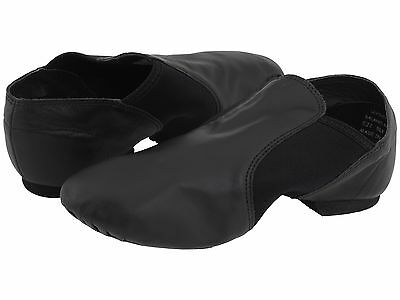 Capezio Black Jazz/yoga Shoes Childs Size 12 Wide