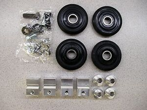 Yamaha-snowmobile-marginal-snow-wheel-kit-FX-Nytro-XTX-Apex-XTX-Idler-wheel-kit