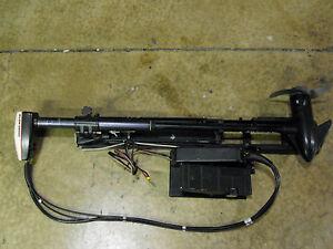 Minn kota 565 12 volt foot control trolling motor ebay for Minn kota foot control trolling motor