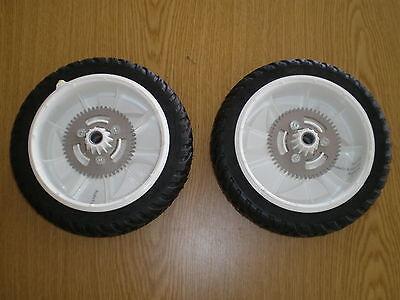 "OEM Toro  Lawnmower Rear drive Personal pace Wheels  8""  105-3036  (Set of 2)"
