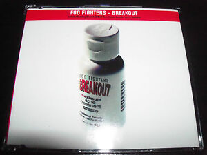 Foo-Fighters-Breakout-Rare-Aust-CD-Single-with-Exclusive-2-live-In-Australia-Tra