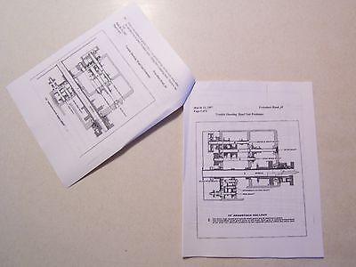 LeBlond Regal Lathe Repair Manual Step-by-Step | Wundr-Shop
