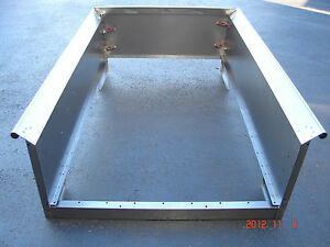Late 1950 1951 1952 Ford F-1 Pickup Truck perimeter bed F1