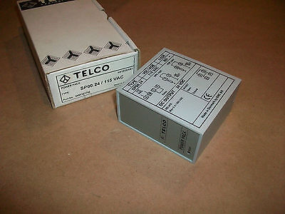 Telco Power Pack Sp00.24/115vac In Box