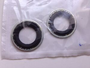 GENUINE-HOLDEN-Commodore-SS-AC-AIRCON-COMPRESSOR-O-RING-SEALS-x2-VT-VX-VU-VY-VZ