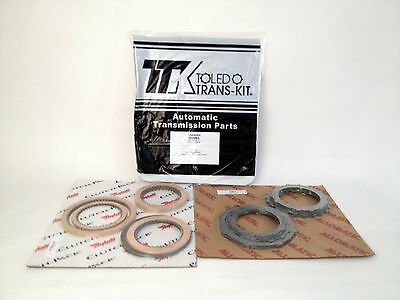 4l80e Transmission Master Rebuild Kit 1991-1995 Fits Gm 4l80 Clutches Steels