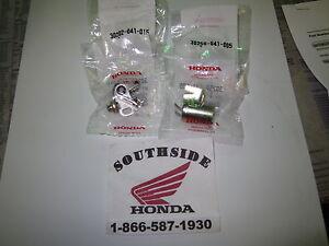 GENUINE-HONDA-POINTS-AND-CONDENSER-SET-XL80S-XR100-XR75-XR80-Z50A-Z50AK-Z50R