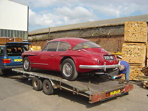 CAR VEHICLE TRANSPORTATION COLLECTION AND DELIVERY SERVICE OPERATING MAINLY UK