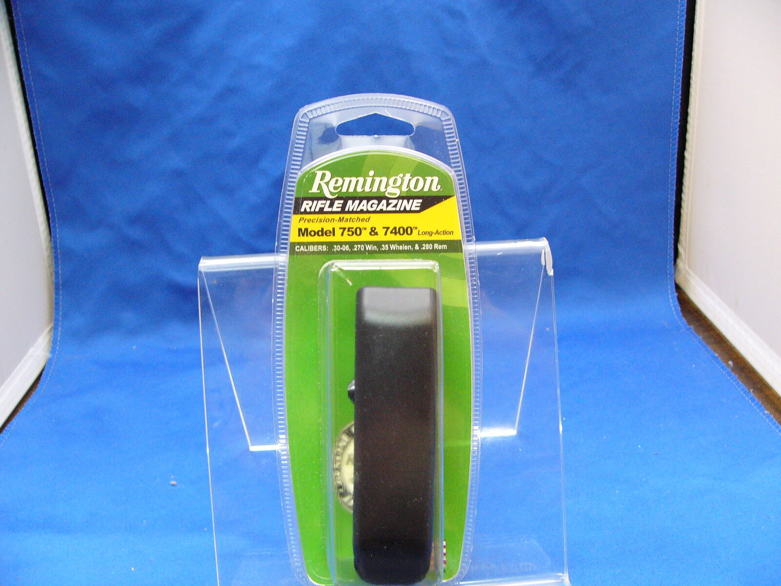 Remington 742 750 74 Four 7400 740 Magazine Mag 30-06 270 Long Action 4 Rd Clip