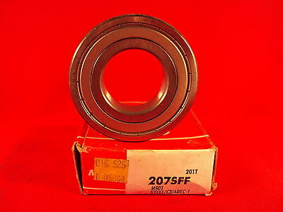 Mrc 207sff, 207 Sff, Single Row Radial Steel Bearing