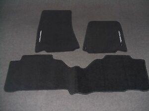 FORD TERRITORY CARPET MATS  -SUITS ALL 2004-2011 ANTI SLIP  -BRAND  NEW FULL SET