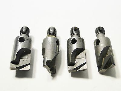 3 Pc Rivet Shaver Bit Lot Size 716 Aircraft Tools