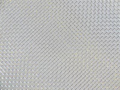 Drahtgewebe, Fliegengitter, Gewebe, W 1,6 mm, D 0,28 mm, verz., 12,50 Euro/lfdm