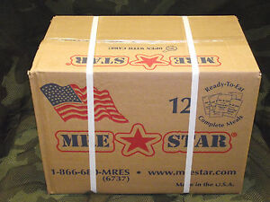 NEW-FRESH-PRODUCTION-MRE-STAR-MEALS-READY-TO-EAT-EMERGENCY-SURVIVAL-BUG-OUT-BAG