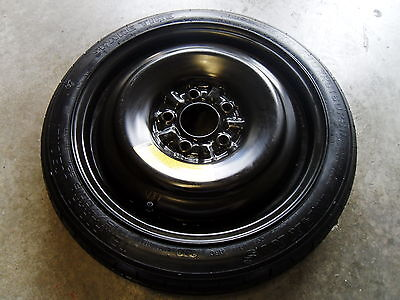 2006-2015 MAZDA MX5 MIATA SPARE TIRE WHEEL DONUT 16""