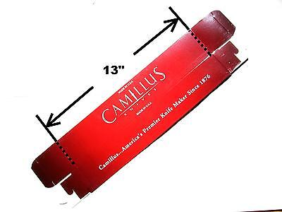 Camillus Box For Fighting Knife Last One Vietnam M3 Kabar Wwii Storage Factory