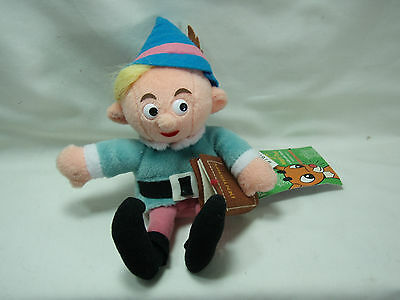 Herbie The Elf Blue 1998 Cvs 6 Misfit Toys Rudolph Red Nosed Reindeer W/ Tag