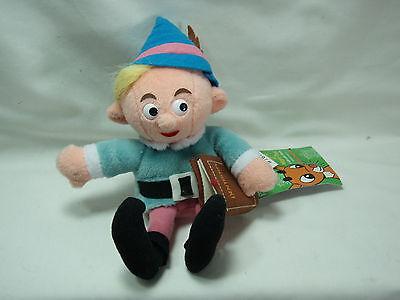 Herbie The Elf Blue 1998 Cvs 6 Misfit Toys Rudolph Red Nosed Reindeer W/ Tag