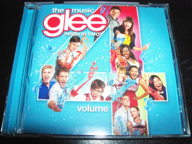 Glee (Season 2) Volume 4 Original Television Soundtrack CD