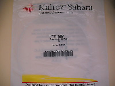 Kalrez Sahara Oring  Custom O Ring  K  90068  Compound  8375Up  Dupont Dow