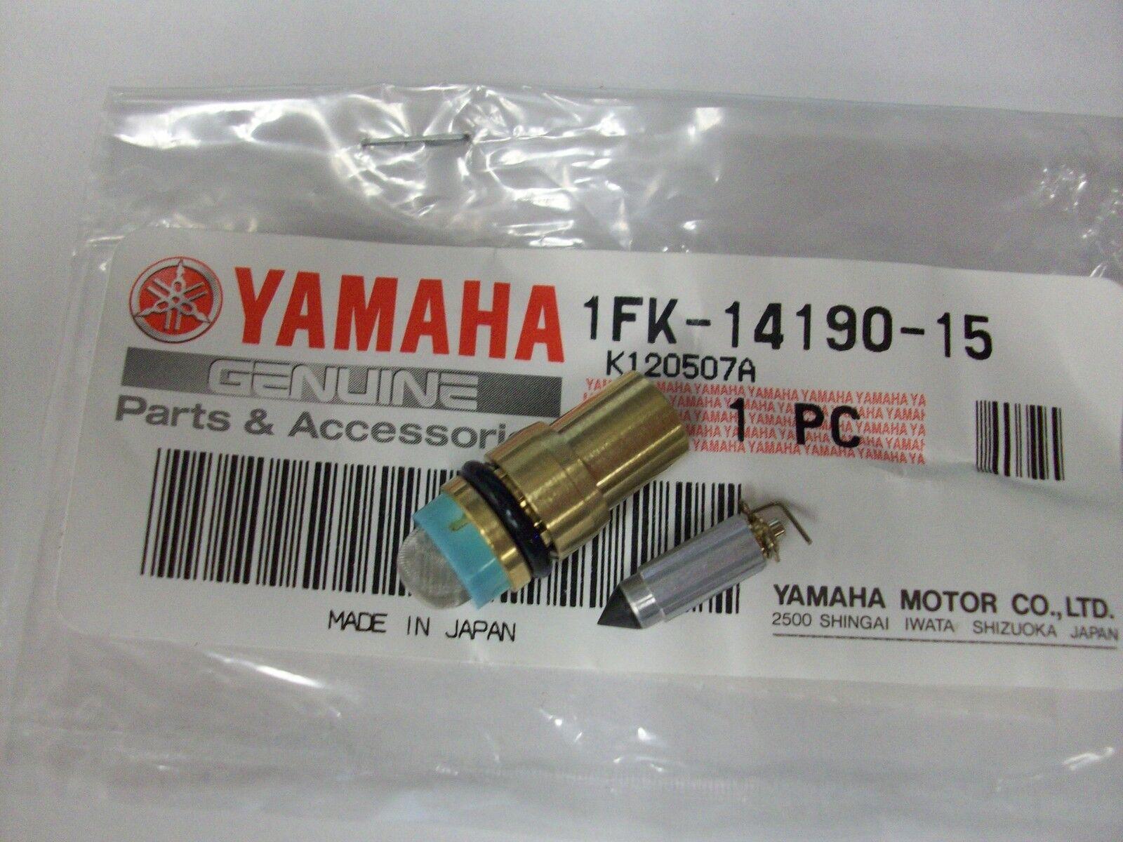 Yamaha Vmx1200 Vmx 1200 V Max Vmax Float Needle Valve Assembly 1985-2007