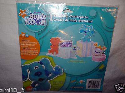 Blues Clues Blues Room Centerpiece Party Supplies