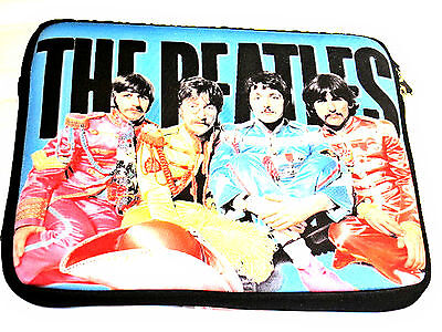 Ipad 1st Gen/the Beatles/ Multi-color/8 Device, For Apple/nylon/sleeve/pouch