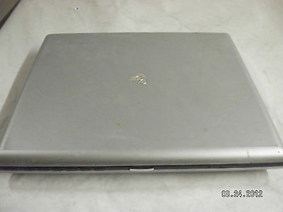 Gateway 600YG2 Laptop FOR PARTS ONLY Computer WO Power Cord AND WO HARD DRIVE
