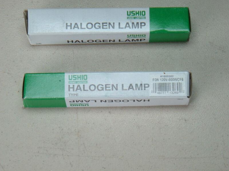 FDN 500 watt lamp