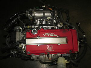 honda civic b18 engine ebay