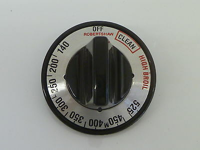 Vintage Stove Parts Thermador 14-19-913 Replacement Oven Temperature Knob 412641