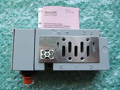 Rexroth Bosch Sgl Sub Base 262-170-111-0 2621701110 Free Shipping