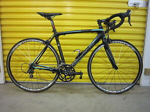 ROADBIKE BIANCHI SEMPRE.FULL CARBON.FULCRUM 7 W/SET.ITALIAN RACING MACHINE.54