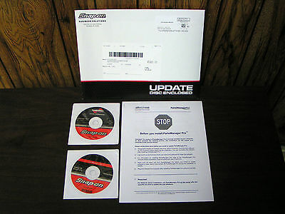 2012 Snap-on Parts Manager Pro Parts Lookup For Tecumseh Eng Parts-3 Cd's Total