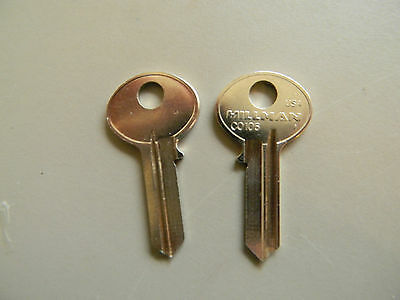 Hon Office Furniture    File Cabinet Key Blanks  Co106   Free Code Cutting