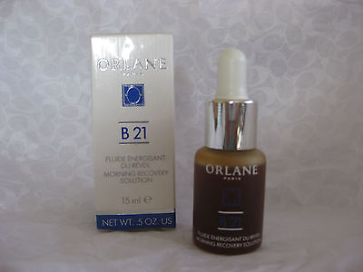 Orlane B21 Morning Recovery Solution 0.5 Oz In Sealed Box