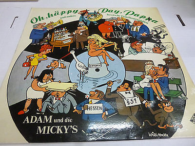 33Rpm Oh  Happy Day  Pappa   Adam Und Die Mickys Jder1