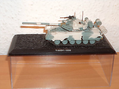 ATLAS Collection Panzer-Modell T-80BV - 1990 NEU & OVP! Maßstab 1:72