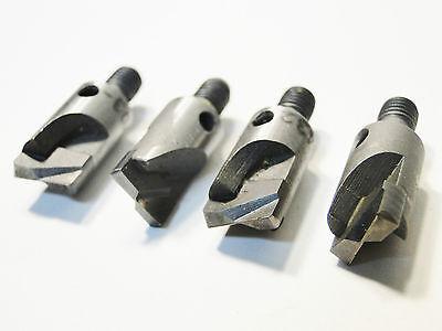 3 Piece Rivet Shaver Bit Lot Size 716 Aircraft Tools