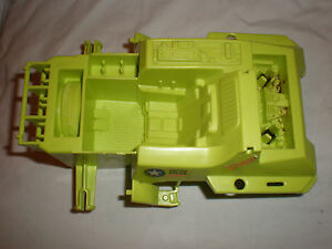 G-I-GI-Joe-1991-BADGER-MAIN-BODY-CHASSIS-PART