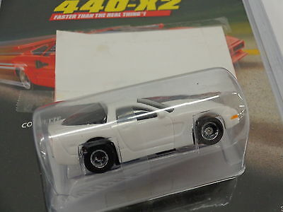 Tyco 32265 Magnum 440-x2 White 1998 Corvette In Sealed Package