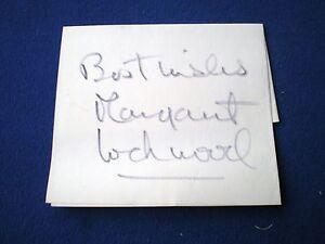 Margaret-Lockwood-Actress-vintage-hand-signed-paper