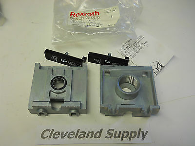 Rexroth Bosch 5351 036 022 Clamping Flange C25 G3/4 (1 Pair ) In Package