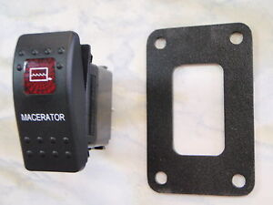 MACERATOR-PUMP-SWITCH-WITH-PSC11-PANEL-CARLING-V1D1-1-RED-LENS-BLACK-CONTURA-II