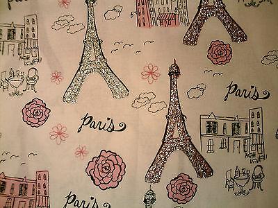 Paris Sparkle Stethoscope Cover - NEW - Handmade - FREE S&H