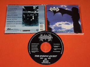 Gorement-The-Ending-Quest-1994-Crypta-Records-God-Macabre-Demigod-Usurper