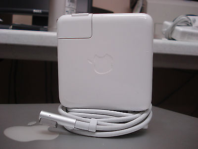 ORIGINAL OEM APPLE MACBOOK PRO 60W AC POWER ADAPTER / CHARGER A1184 A1330 A1344 on Rummage