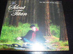 The-Silent-Titan-For-the-Rest-Of-My-Days-Aussie-Hip-Hop-Obese-Records-CD-NEW