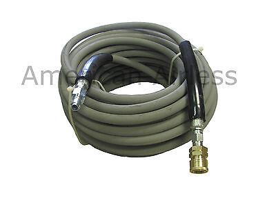 Gray Non- Marking Pressure Washer Hose 3/8 X 100' 4000psi